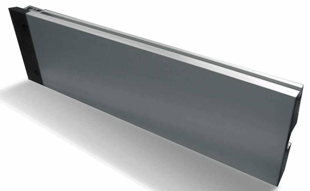piani in alluminio per guida toupie