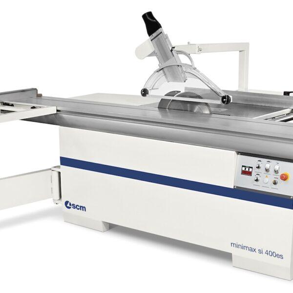 SEGA CIRCOLARE A LAMA INCLINABILE SCM GROUP Mod. MINIMAX SI-400-ES