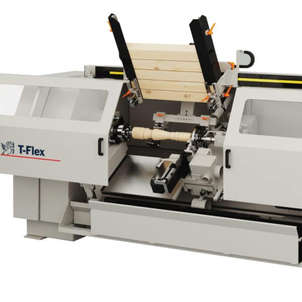 AUTOMATIC CNC LATHE CENTAURO Mod.T-FLEX